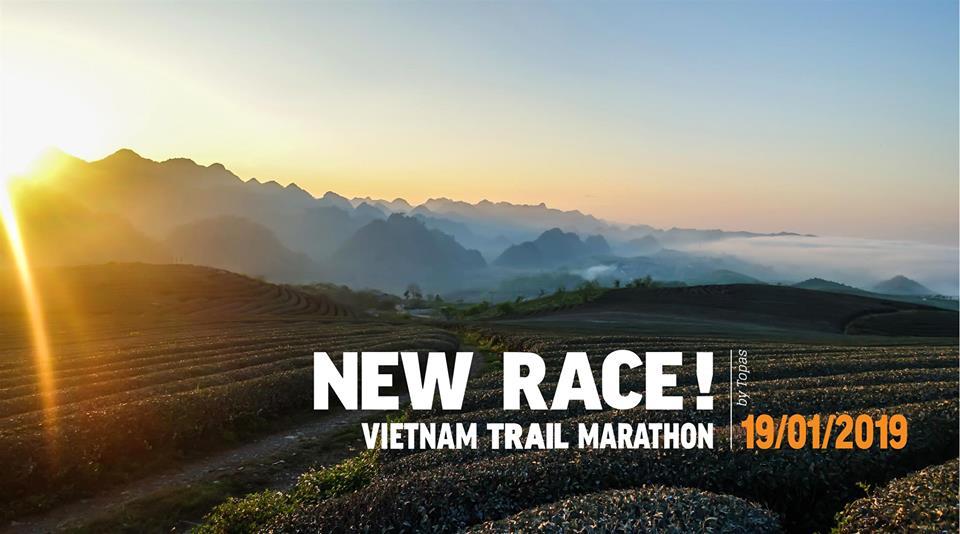 Vietnam Trail Marathon 2019 - Đường chạy lãng mạn ở thiên đường du lịch Mộc Châu