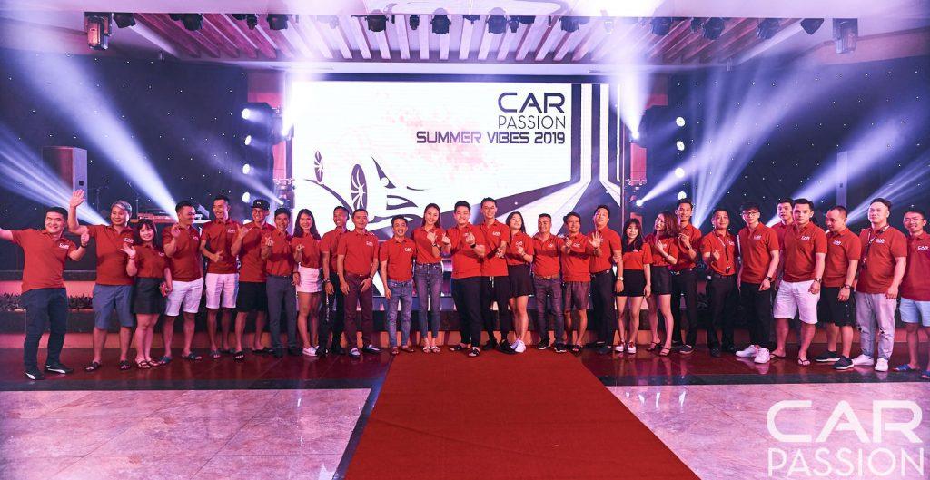 CAR PASSION 2019 - Đêm Gala Dinner tại Thảo Nguyên Resort